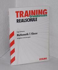 Stark - Mathematik Training Realschule - 7. Klasse - Ingo Scharrer