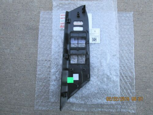 13-15 TOYOTA RAV4 DRIVER LEFT SIDE MASTER POWER WINDOW SWITCH BEZEL TRIM OEM NEW