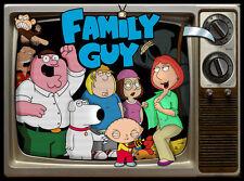 Family Guy Pinball Alternate Translite (2 versions)