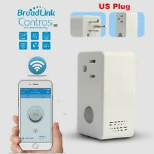 BroadLink SP3 Contros WiFi Smart Socket Switch Plug Timer For Android Smartphone