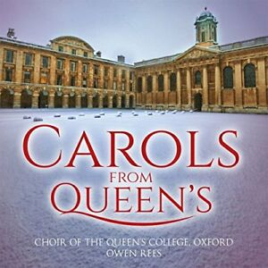 Choir-Of-The-Queen-039-s-College-Oxford-and-Owen-Rees-Carols-From-Queen-039-s-CD