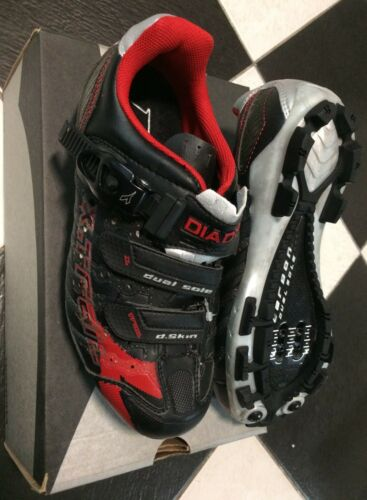 Scarpe bici Diadora X Trail Carbonio Mtb Spinning Mountain bike shoes 39.5-45
