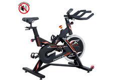 RACING 555 Jk Fitness indoor cycle cyclette volano 24 kg cinghia cardio polar