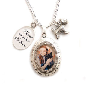 Toto-and-Dorothy-Wizard-of-Oz-necklace-locket-dog-charm-No-place-like-home