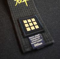 Mooto Belt Dan Patch Set(10ea) Korea Taekwondo Kendo Tae Kwon Do Dobok Uniform