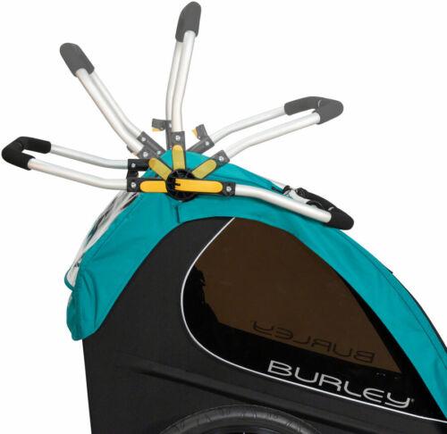 Burley Encore X Child Trailer Turquoise