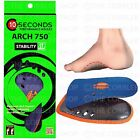 Arch 750 Performance Insoles by 10 Seconds (3/4 Length Fits Almost Any Shoe)-NEW