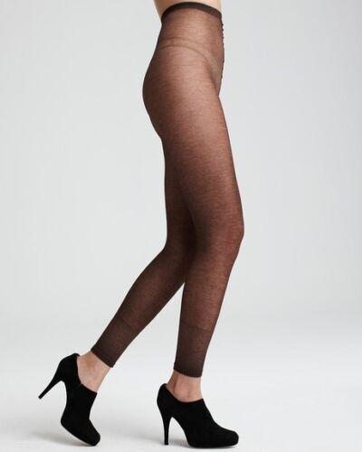 DKNY Smoothies Legging Lightweight Knit Melange Leggings BRN M//L NWT $22