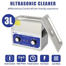 36l 10l Stainless Steel Digital Industrial Heated Ultrasonic Cleaner Tank Timer