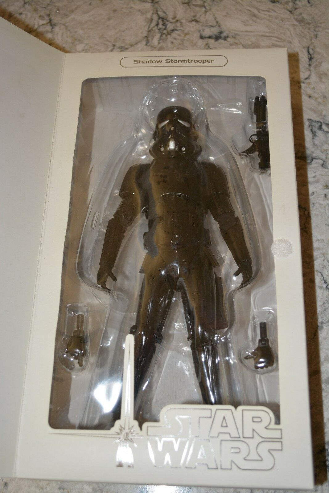 Medicom Star Wars Real Action Heroes 1/6 Scale Imperial Shadow Stormtrooper, NIB