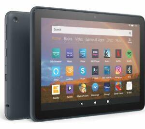 AMAZON Fire HD 8 Plus Tablet (2020) - 64 GB Black - Currys