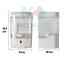 Dispenser-Automatic-Dispenser-Sanitizing-gel-700ml-Maxi-Soap-contactless thumbnail 4