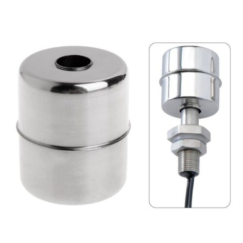 51*61*15mm Stainless Steel Ball Float Magnetic Floating Level Switch Flow Sensor