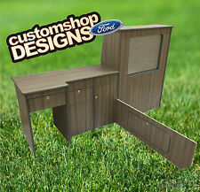 2013 onwards Ford Transit Custom SWB Camper Flat Pack / Kitchen Unit / Furniture