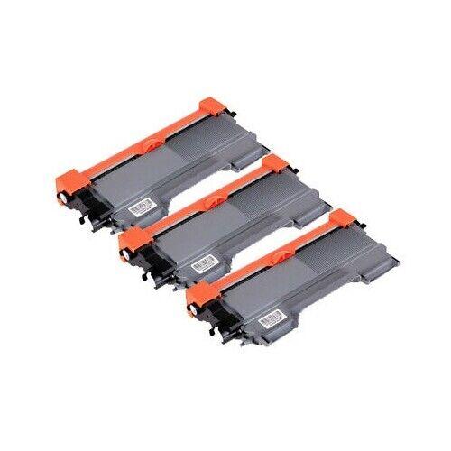 3x Toner Cartridge TN 2250 for Brother DCP 7065DN HL 2270DW 2242D 2240D Printer