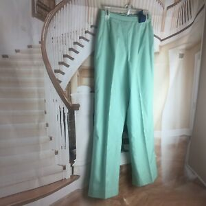 Vintage Koret Of California Koration Para Mujer Talla 12 Pantalones Casual De Oficina Ebay