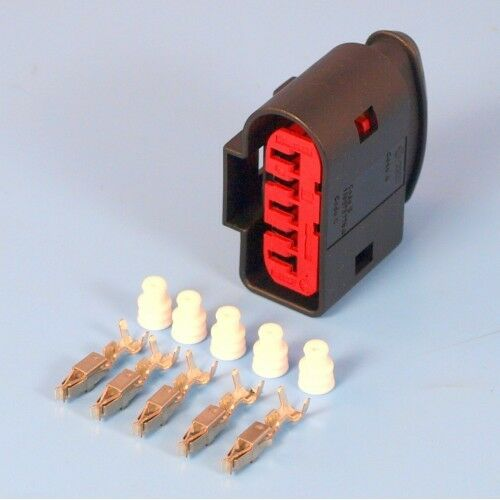 1J0973775A VW AUDI VAG 5 pin connector 1J0 973 775 A