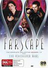 Farscape (DVD, 2016, 29-Disc Set)