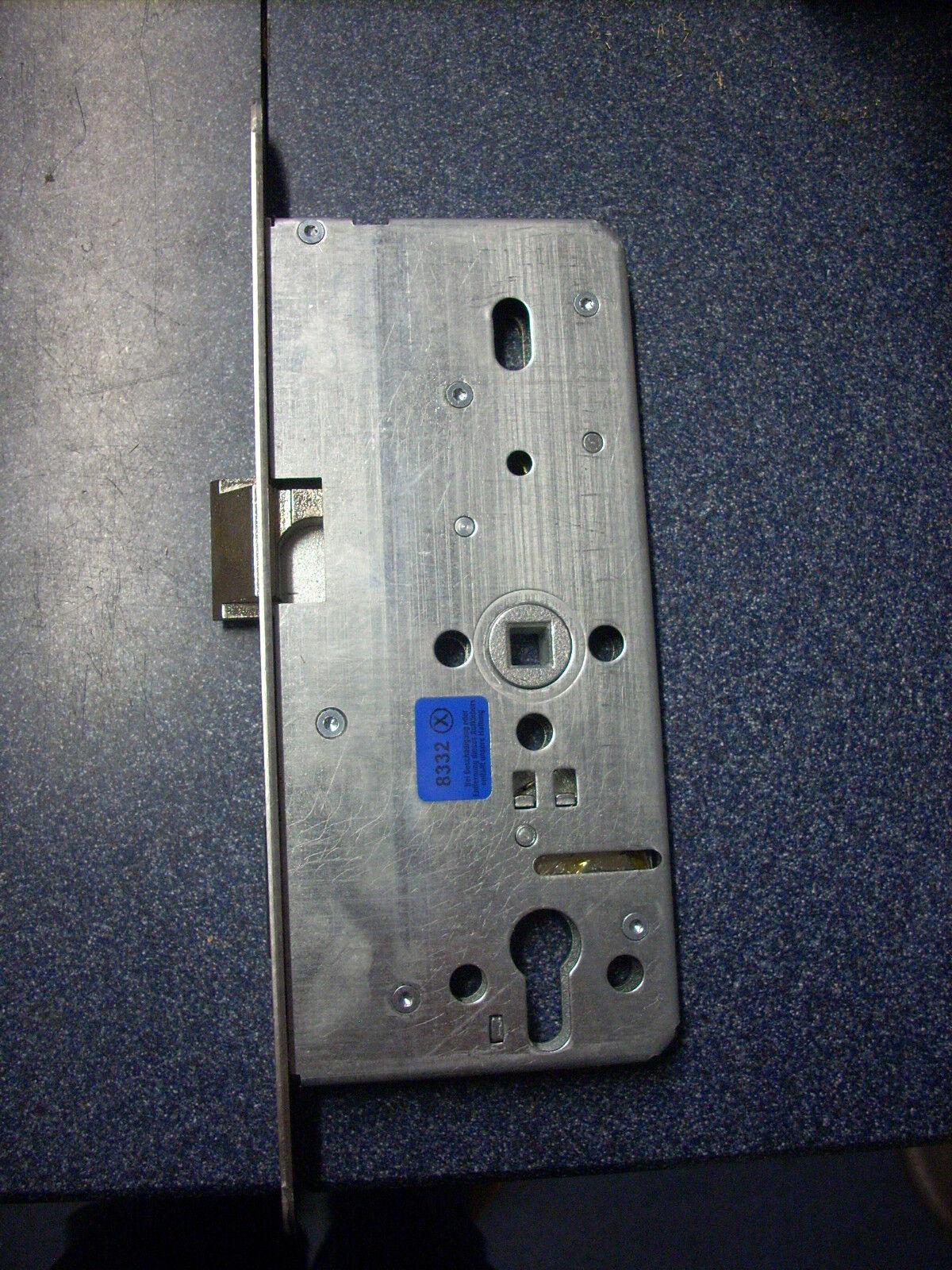 BKS 2338 mit Obenverriegelung 72 / 65  9 mm Nuß Dorn 65 DIN links