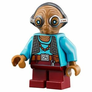 LEGO Star Wars Maz Kanata 75139 Minifigure Brand New