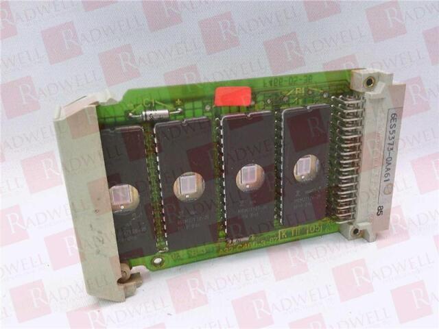 SIEMENS 6ES5373-0AA61 (Surplus New In factory packaging)