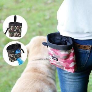 Pet-Dog-Puppy-Treat-Bag-Pouch-Walk-Obedience-Training-Reward-Biscuit-BS