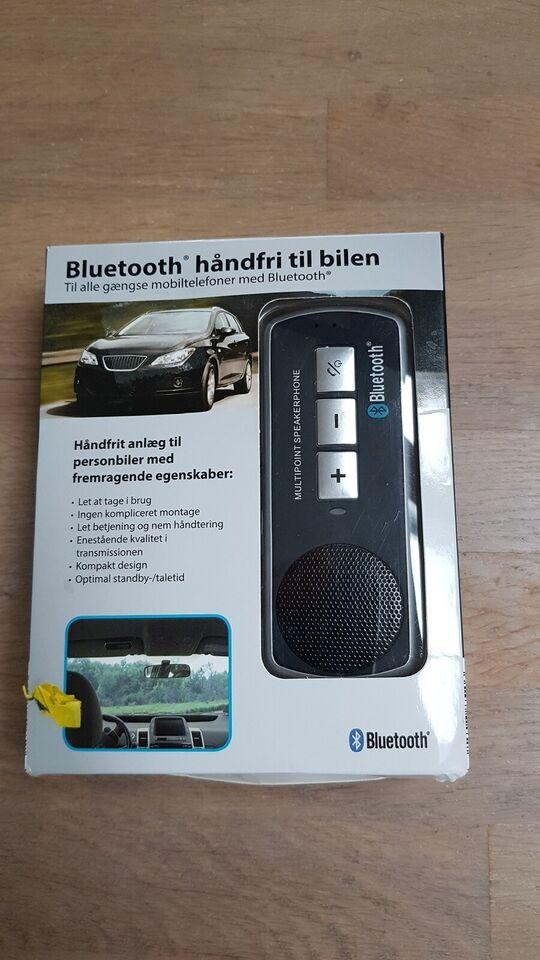 Multimedia system, Andet mærke Bluetoorh