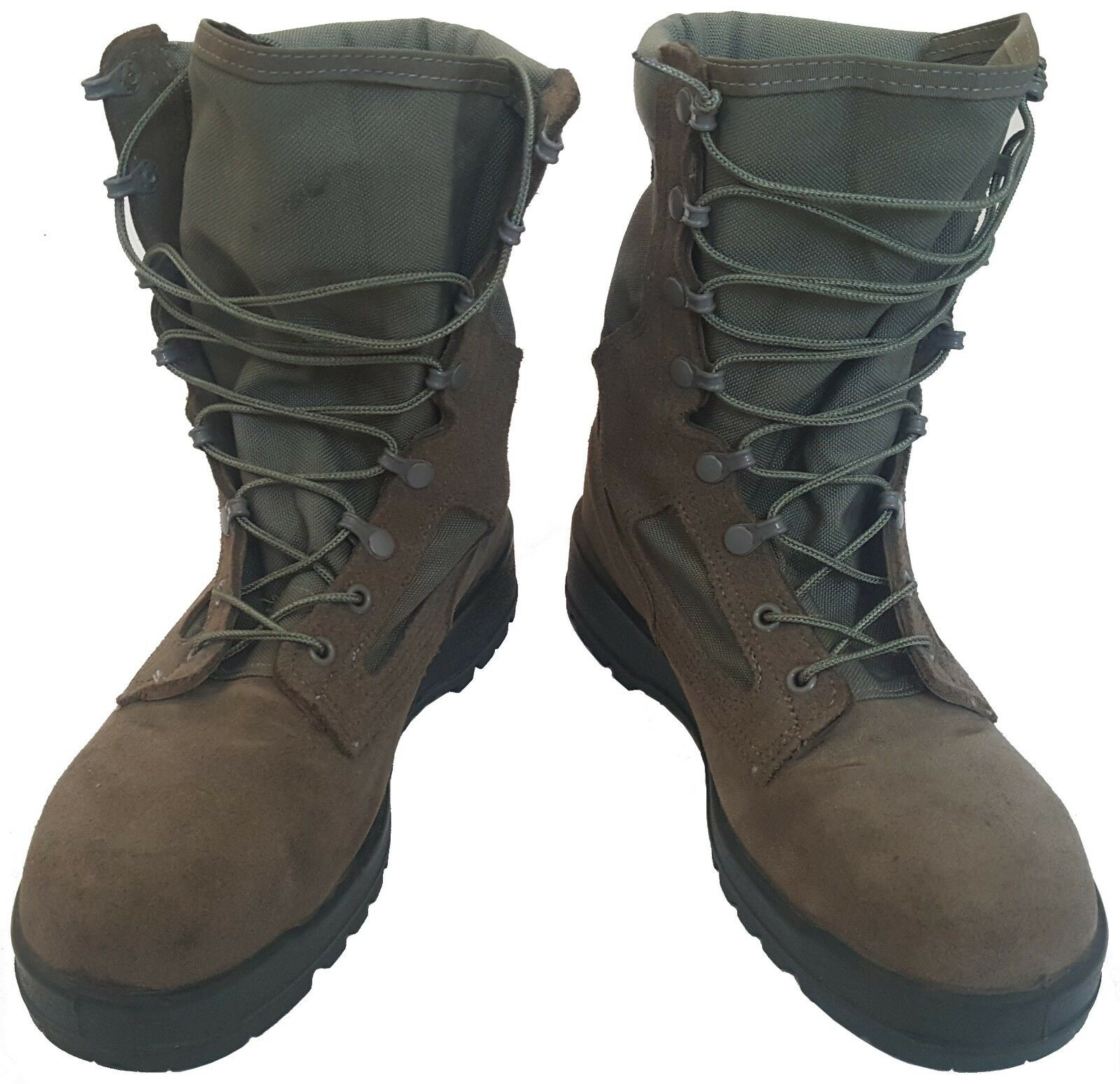 Military Boots Belleville Gortex Steel Toe Boot Sage Green 600ST size 08.5R