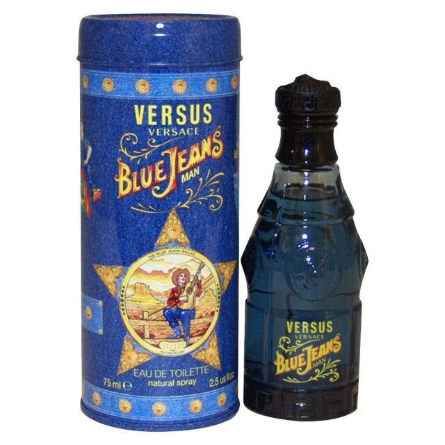 Versace Blue Jeans Cologne for Men 75ml EDT Spray
