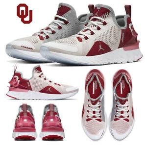 Air Jordan React Havoc Oklahoma Sooners