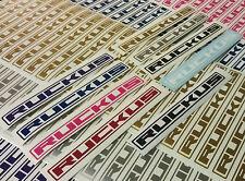 2x Honda Ruckus OEM Stock Vinyl Decal Sticker Stickers Car Window Bumper