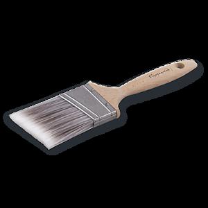 70mm Hamilton Expression Next Generation Synthetic Bristle Angled Paint Brush