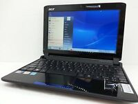 "Acer Aspire One 532H-2268 10.1"" Intel 1.67GHz - 2GB - 160GB - Windows 7 Laptop"