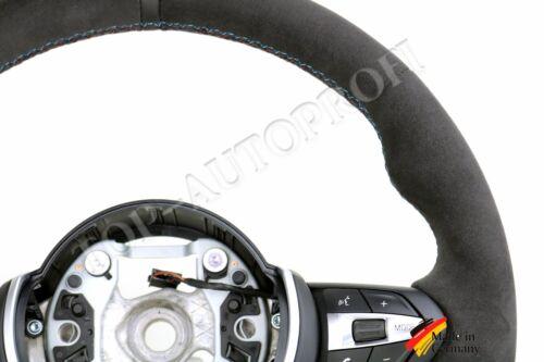 BMW F01 F02 F10 F11 F07 F12 F13 M Performance Lenkrad mit Leder neu beziehen