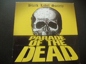 BLACK-Label-Society-Parade-of-the-Dead-CD-2010-Southern-Rock