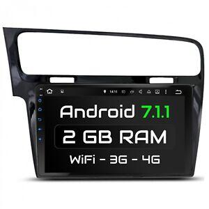 10-1-034-AUTORADIO-AVEC-ANDROID-7-1-APPROPRIE-POUR-VW-GOLF7-2013-2017-2GB-WIFI-NAVI