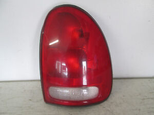 1999 Plymouth Voyager S.E. RIGHT Side Tail Light Assembly ...