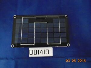 SunWize SC3-6V 6V Nominal 3W Polymer Coated Solar Module