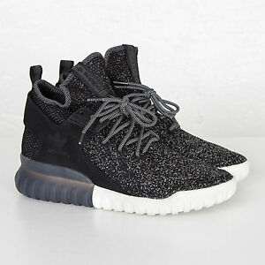 Details zu ADIDAS ORIGINALS TUBULAR X ASW PRIMEKNIT MENS HIGH TOP TRAINERS UK SIZE 6.5 11