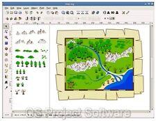 ARTE ARTISTA DISEGNO computer Illustratore PC MAC FULL COMPLETO PROGRAMMA Software
