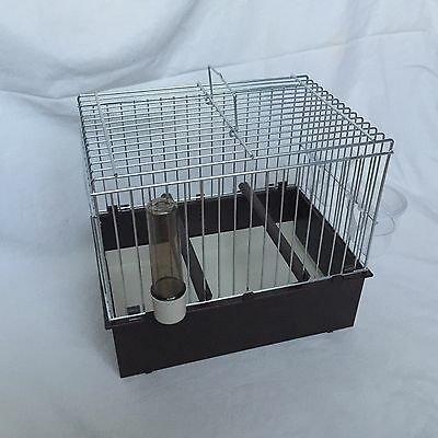 Bird Cage Small Spray Carry Finch Canary Mule British Birds