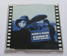 FANCY AND BAND - Again & Again - Maxi CD MCD Poppy Mix