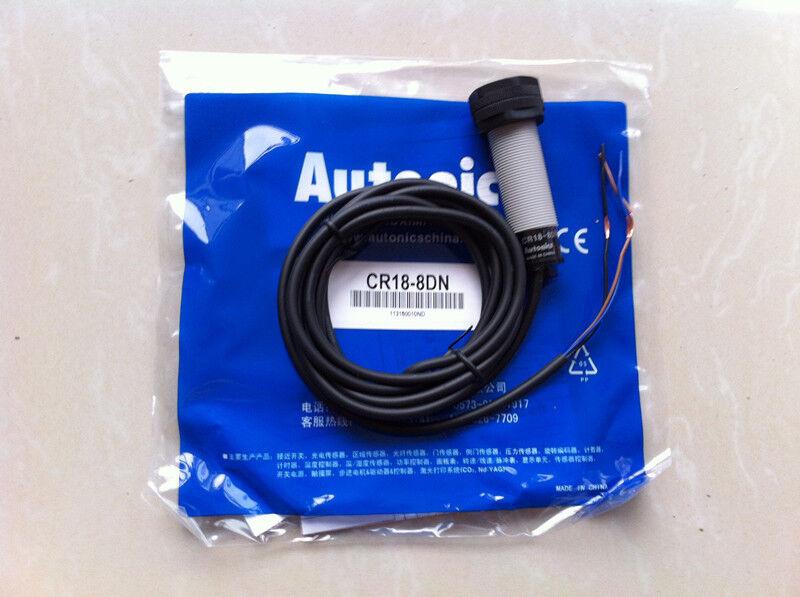 1PC New AUTONICS Capacitive Proximity Prox Sensor CR18-8DN free shipping