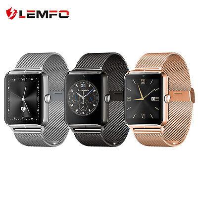 Lemfo LF11 Bluetooth Smart Watch Phone 2G Internet SIM TF Smartwatch Phone