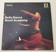 Belly Dance Navel Academy PI-LPS-30 Record Lp Gus Vali
