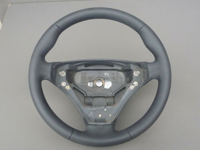 Steering Wheel Leather Mercedes W 203 Sport Coupe A2034601203/A2034602503