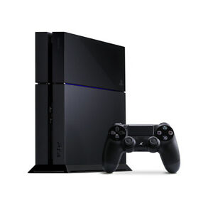 Sony-Playstation-4-Console-PS4-Jet-Black-Edition-Free-Expedited-Shipping-Deal