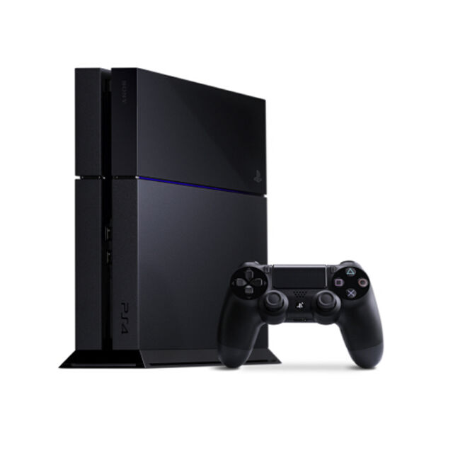 [Sony] Playstation 4 Console PS4 1TB Jet Black Edition Free Expedited Ship