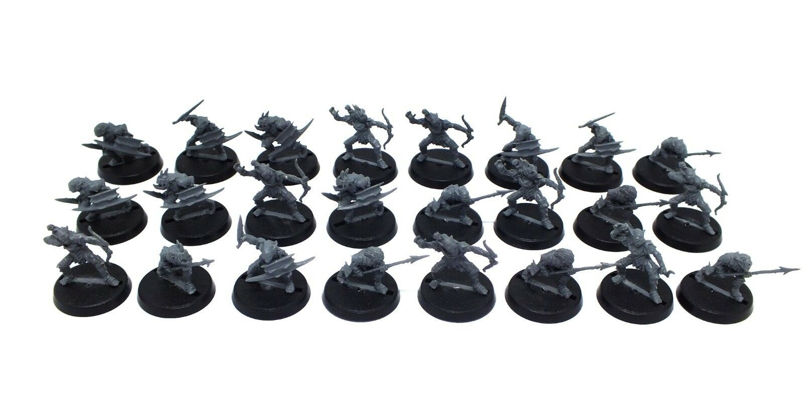 The Lord of the Rings - Moria Goblin Warriors - 28mm