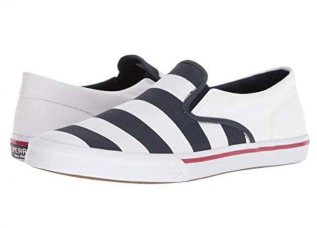 Striper II Twin Gore Sneaker Grey